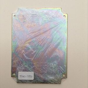 2mm-Zinc-Steel-Chassis-Plate-For-206-x-156-Junction-Box