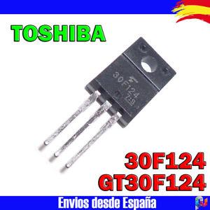 Transistor-GT30F124-30F124-TOSHIBA-TO-220-IGBT