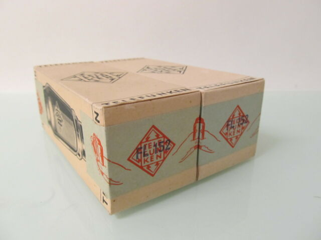 2 x Telefunken FL152 ( ~ EL152 ) , NOS , NIB , sealed Box  (2)