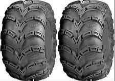 Pair of ITP Mud Lite (6ply) ATV Tires 25x11-10 (2) TWO TIRES REPLACES 25X12-10