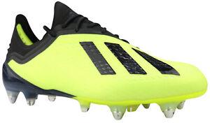 adidas X 18.1 SG Herren Fußballschuh gelb schwarz DB2259