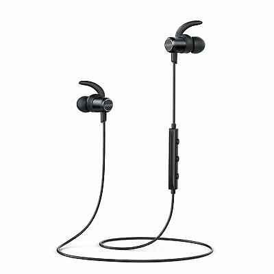 Bluetooth IPX5 soundbuds Anker Cuffie Cuffie Wireless Slim Leggero dq0H6