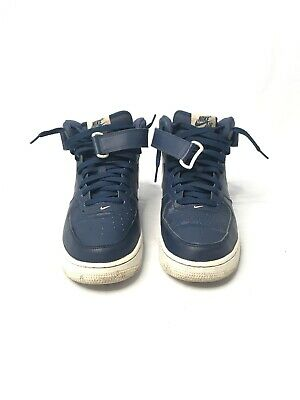 NIKE 315123 407 Air Force 1 Mid '07 ' MEN'S Size 8.5 | eBay