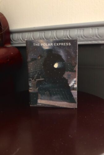 Polar Express doll sized mini book for American Girl Molly