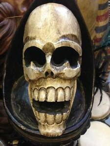 Best wooden skull photos u blue maize