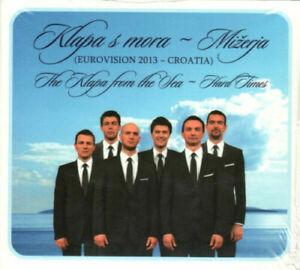 2021 Eurovision - Croatia 2013. Mizerja - Klapa S Mora. ( Promo CD Single )