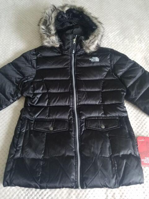 38dfc925a4f Girls' The North Face Gotham 2.0 Down Jacket Nf0a34v9jk3 Black XL