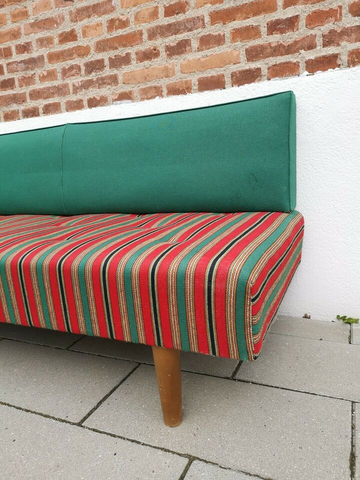 Daybed, uld, 1 pers.