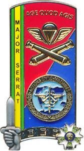 SERRAT-Major-317-ENSOA-Artillerie-Parachutiste-matricule-LMP-5576-R-9141
