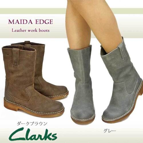 D 5 4 Desert Original Women 3 Maida Grey Edge Uk Clarks Suede 6 Z1Tqw