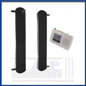 Solar Powered Wireless Perimeter Driveway External Alarm