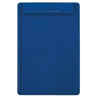 A4 Klemmbrett Schreibplatte Kunststoff MAULgo Schreibbrett Schreibunterlage