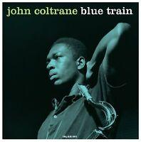 JOHN COLTRANE BLUE TRAIN - BLUE VINYL LP