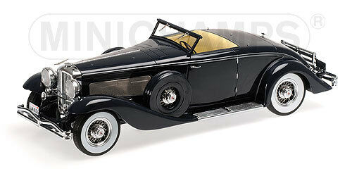 MINICHAMPS 107150332 Scale 1 18, DUESENBERG SJN (SUPERCHARGED) in