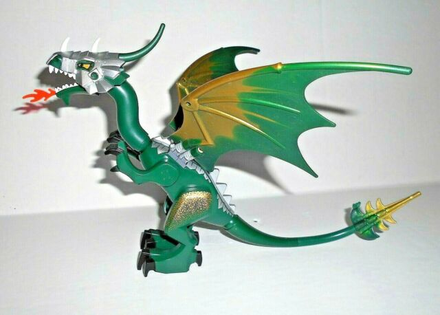 Lego 51874 Dark Green Pearl Gold Tail End With Shaft O3 2 For Dragon Figure For Sale Online Ebay Green dragon armor usually refers to lego dragon fantasy era 7048 with dark green head with armor animal big figure