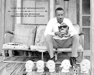 VOICES-OF-MISSISSIPPI-ARTISTS-amp-MUSICIANS-DOCUMENTED-BY-WM-FERRIS-LP-BLUES