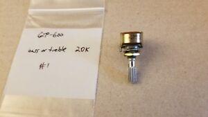Adcom GTP-600 bass or treble control potentiometer