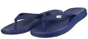Details zu Nike Solay Thong Mens Sandals Slippers Slides 882690 400 Blue