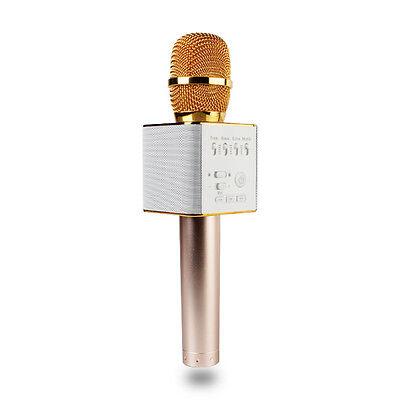 60% OFF Q9 Karaoke Bluetooth Wireless Microphone with Speaker
