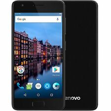 "Lenovo ZUK Z2 Plus 5.0"" 4G LTE 4GB 64GB Fingerprint - Black"