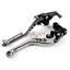 Count-Aluminium-Levier-de-frein-d-039-embrayage-Pour-KAWASAKI-ZZR1200-ZZR-1200-02-05 miniature 9
