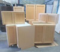 Oak Kitchen Cabinets | Great Deals on Home Renovation ...