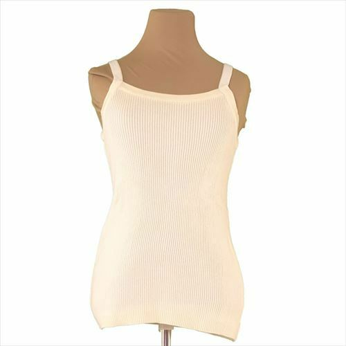 Dior Camisole Beige Woman Authentic Used T5577