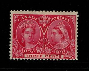 Canada-SC-53-Mint-Hinged-Hinge-Remnant-S3894