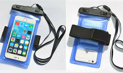 Metodico Custodia Cover Subacquea Sacchetto Iphone 6 / Samsung Waterproof Impermeabile