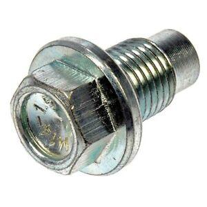 Oil Pan Drain Plug For 2000-2006 Lincoln LS; Engine Oil Drain Plug Plugs Drains