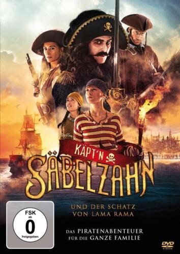 1 von 1 - Käpt'n Säbelzahn und der Schatz von Lama Rama DVD NEU