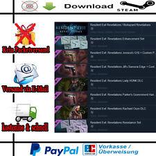 Resident Evil Revelations - Complete Pack PC Action NEU DE/Multi Steam-Gift-Link