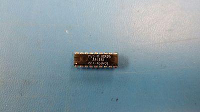 2 PCS PLESSEY SP4551 ZENITH SEMI 221-160-01 IC 18 PIN DIP