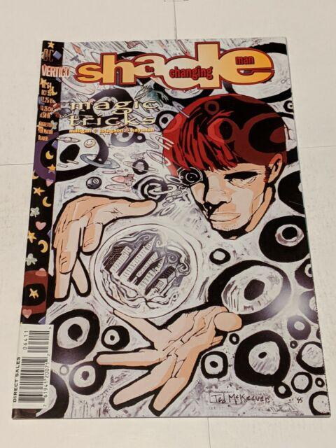 Shade The Changing Man #64 October 1995 DC Comics Milligan