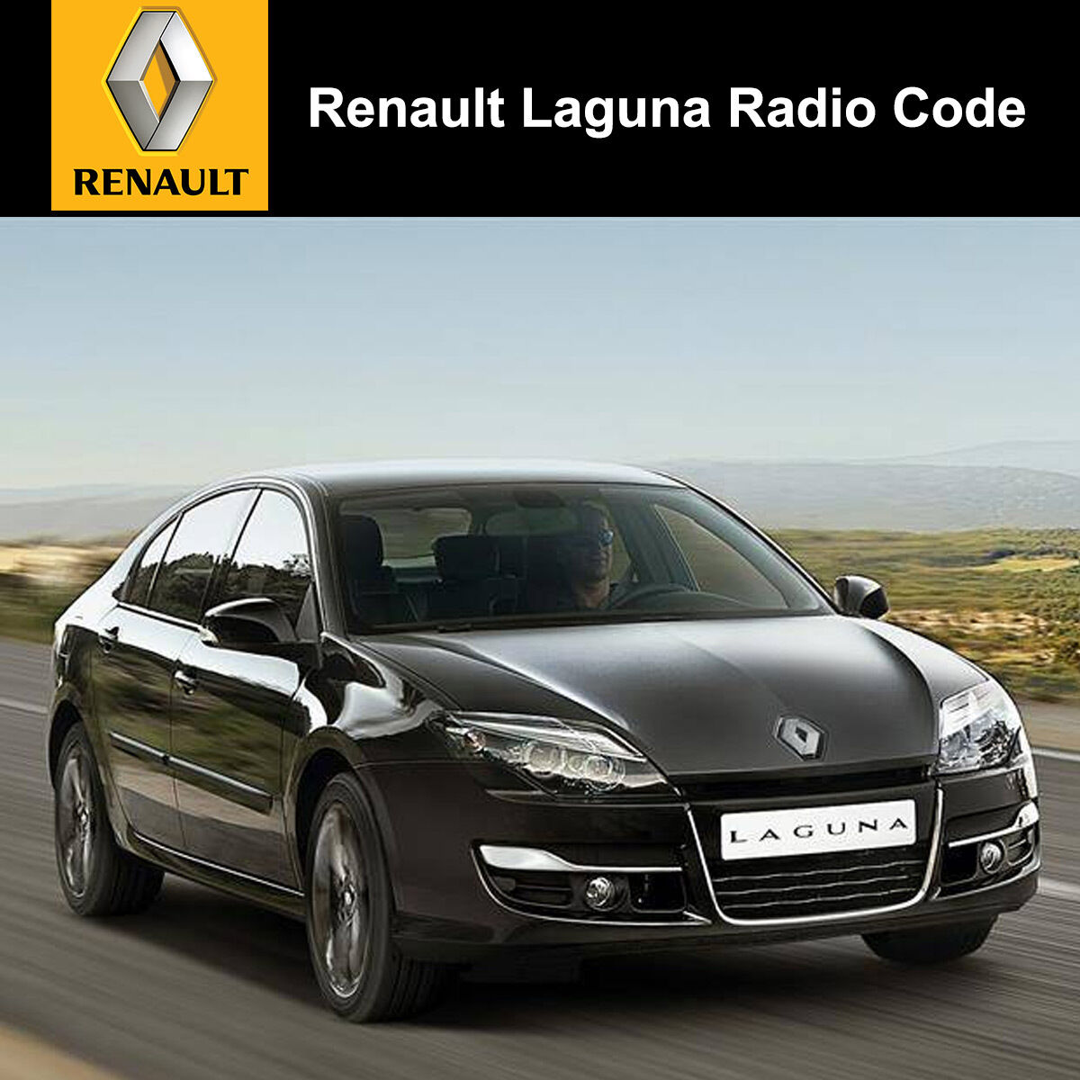 Details about Renault Laguna Radio Code Stereo Decode Car Unlock Fast  Service UK All Vehicles