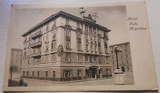 CARTOLINA MONTECATINI TERME - HOTEL ITALO ARGENTINO - NON VIAGGIATA        12/16