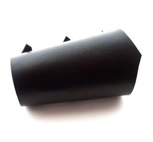 Black-Leather-Vambrace-Gaunlet-Cuff-Wristband-Steampunk-Reenactment-Arm-Guard