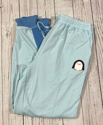 S Small Lularoe Jax Jogger Pants Penguin Blue Baby Blue Nwt Ebay
