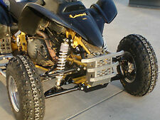 Yamaha '90-03 Warrior 350 A-arms Widening and YFZ450 Shocks Conversion Kit