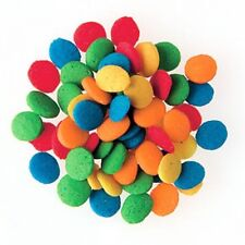 Edible Confetti Sprinkles Cookie Cake Cupcake Quins PRIMARY SEQUIN 8 oz.