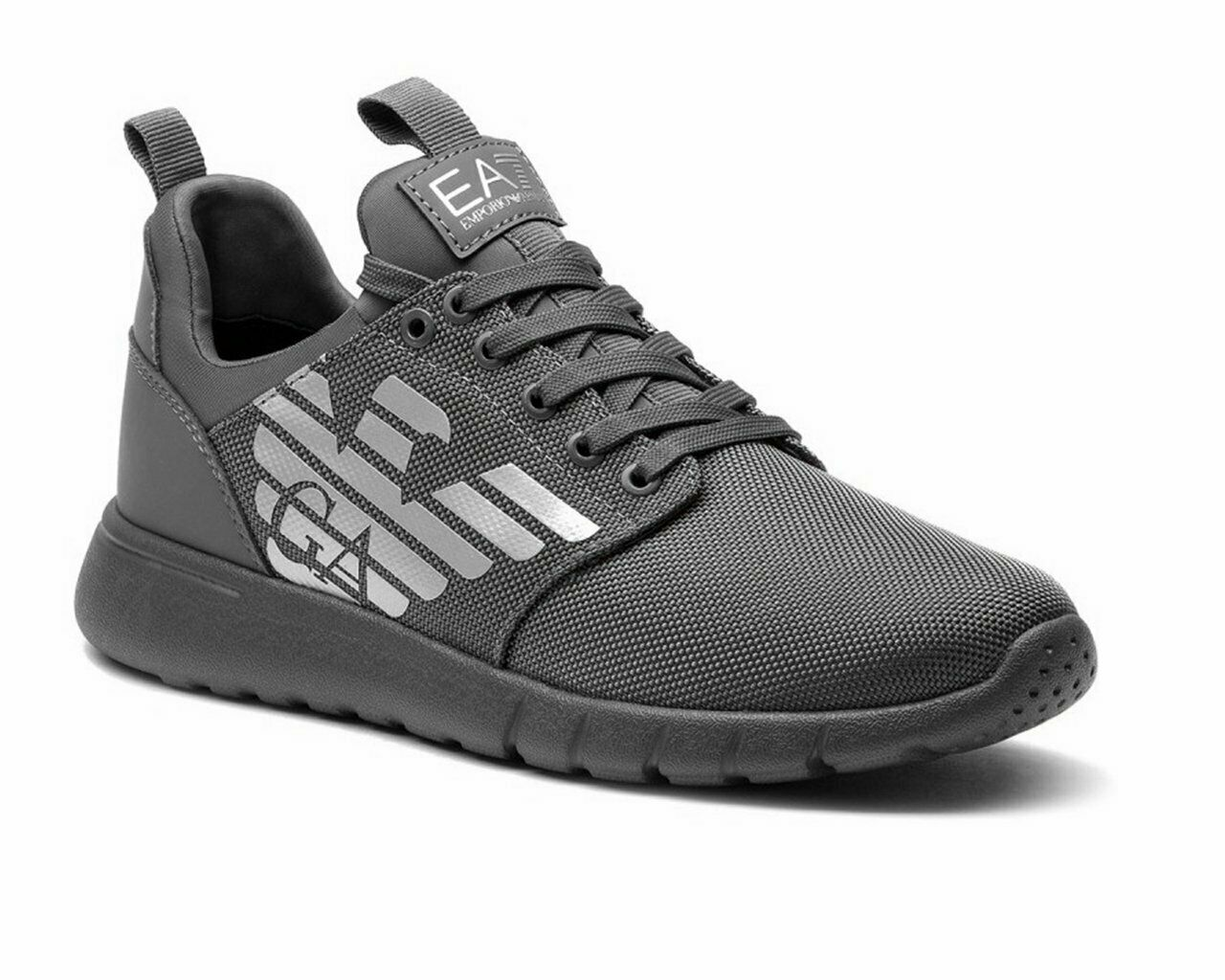 Emporio Armani Sneakers X8X008 XK008 EA7 Trainers Grey
