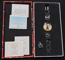 Bradford Exchange Replica First Mickey Mouse Watch 1933 New Collectible Vintage