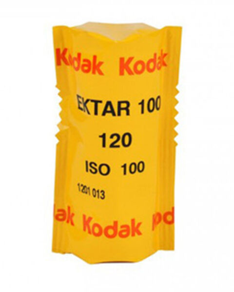 1 Rouleaux Kodak Professional Ektar 100 Color Negative Film 120 Rouleau Film/06-2019 Sang Nourrissant Et Esprit RéGulateur