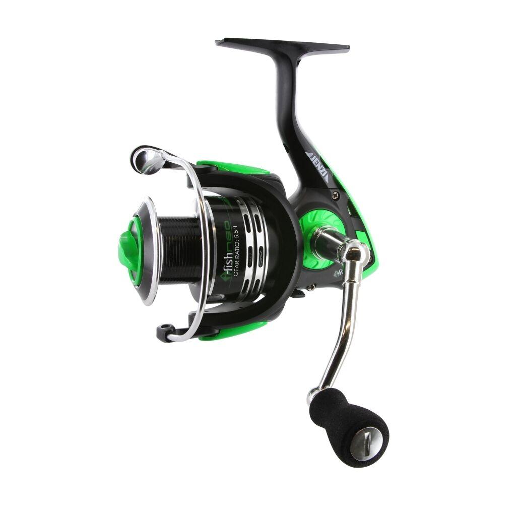 Jenzi Jenzi Jenzi I - Fish Neo SX 3500 / Spinn- und Allroundrolle d8c087