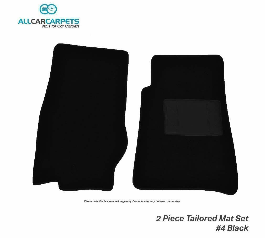 Nuevo Coche Personalizado Tapetes - 2pc frontal-para MGB Mark 2 (01 67-01 95 GT también)