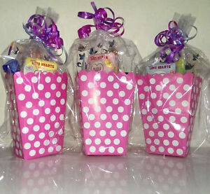 Details about Ready Made Pre Filled Girls Luxury Birthday Party Bags, Pre  Filled Goody Bags