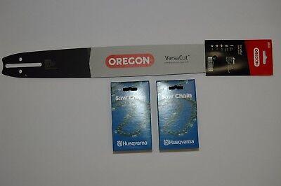 """Oregon Versacut Schiene Schwert 50 Cm 1,5 3/8"""" Shindaiwa Solo Coins: Ancient 2x H54 Kette Numerous In Variety"""