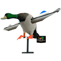 Lucky Duck Pro Series Super Lucky Drake Spinning Wing Motion Decoy Combo Pack