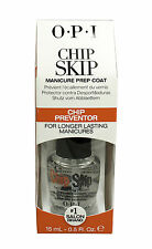 OPI Chip Skip Manicure Prep Coat, 0.5 oz (Pack of 2)