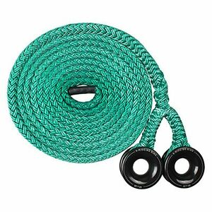 """Tree Workers X Rigging Beast Ring Sling 3//4/"""" Tenex X 20 Ft Double Rings 36653"""